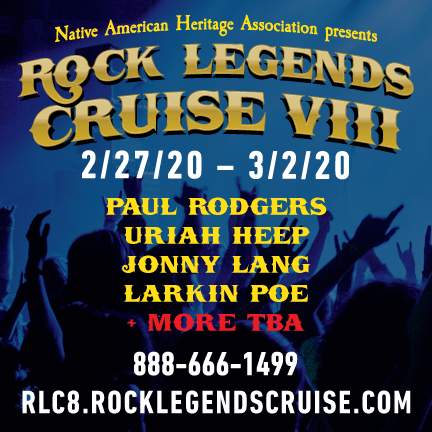 rock legends viii